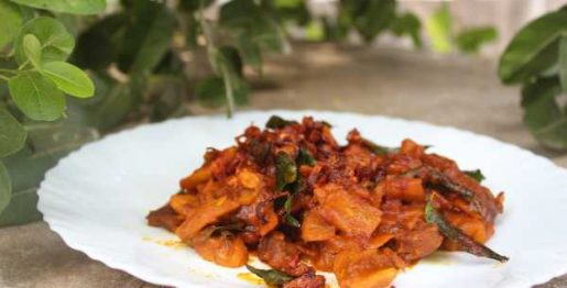 Jack Fruit Beef Mix Recipe - Nutritious Dish