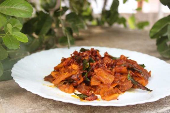 Jack Fruit Beef Mix Recipe - Nutritious Dish