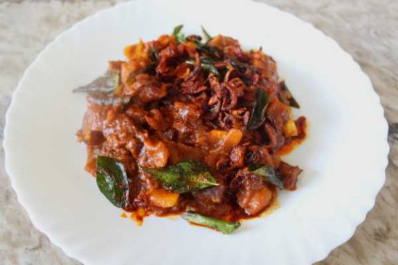 Jack Fruit Beef Mix Recipe - Easy Dish