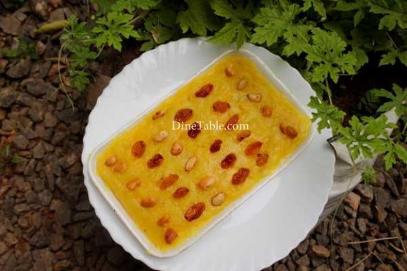 Pineapple Kesari Recipe - Tasty Dish