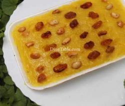 Pineapple Kesari Recipe - Sweet Dish