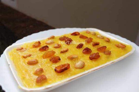 Pineapple Kesari Recipe - Quick Dish