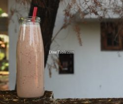 Strawberry Plum Smoothie Recipe - Simple Drink Recipe
