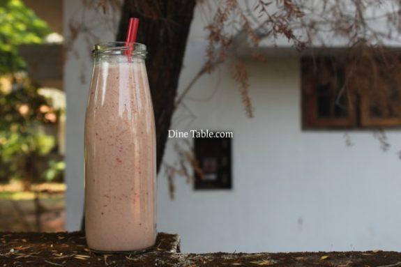 Strawberry Plum Smoothie Recipe - Simple Drink Recipe