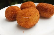 Banana Bread Balls Recipe - Evening Snack