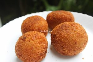 Banana Bread Balls Recipe