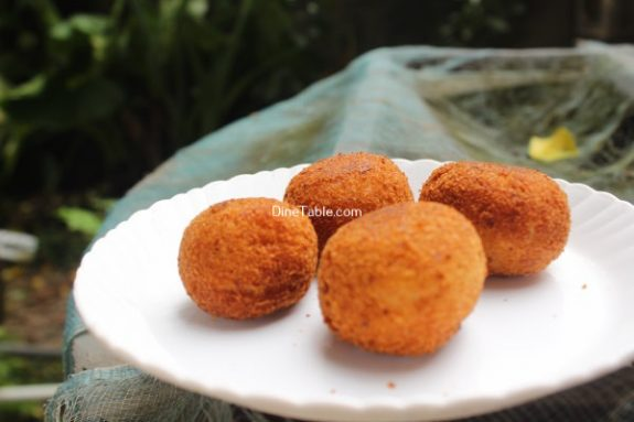 Banana Bread Balls Recipe - Variety Snack