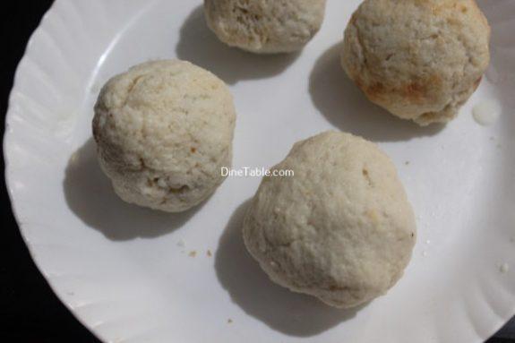 Banana Bread Balls Recipe -  Indian Snack
