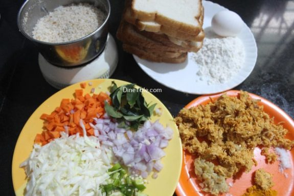 Chicken Bread Roll Recipe -Yummy Dish
