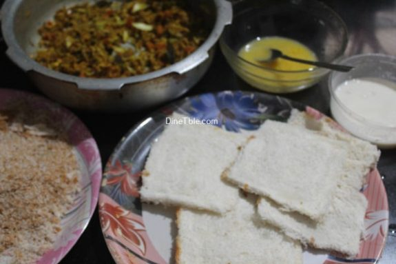 Chicken Bread Roll Recipe - Quick Dish
