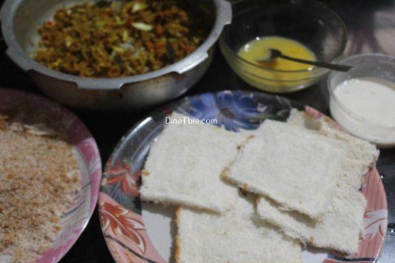 Chicken Bread Roll Recipe - Quick Dish