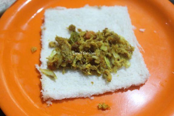 Chicken Bread Roll Recipe - Delicious Dish