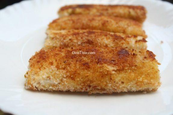 Chicken Bread Roll Recipe - Easy Dish