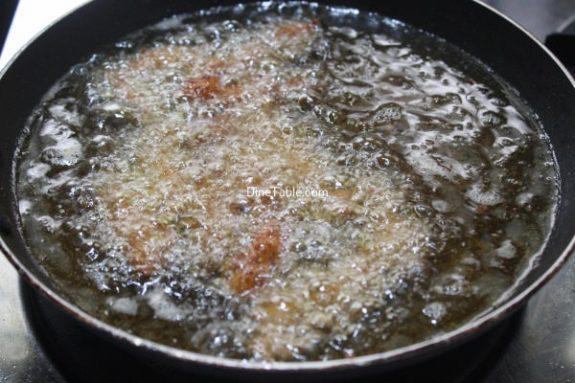 Spicy Chicken Strips Recipe - Yummy Dish