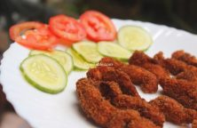 Spicy Chicken Strips Recipe