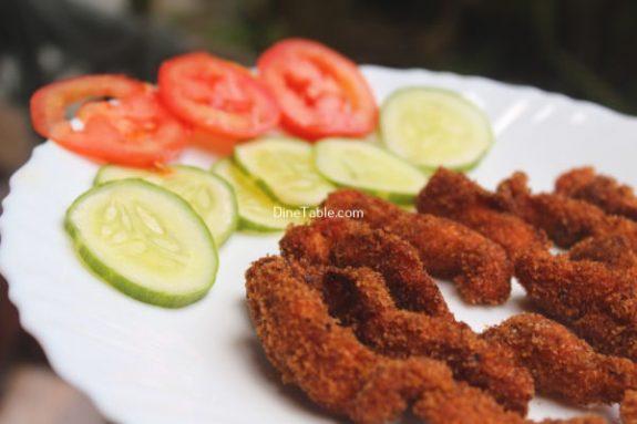 Spicy Chicken Strips Recipe - Delicious Dish
