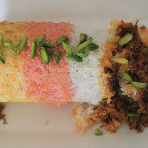 Sea Puttu / സീ പുട്ട് - Variety Breakfast Recipe