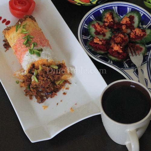 Sea Puttu / സീ പുട്ട് - Simple Breakfast Recipe
