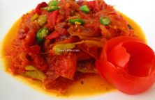 Kerala Style Tomato Roast Recipe - Easy Dish