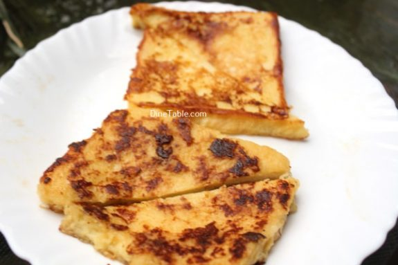 French Toast Recipe - Snack Dish
