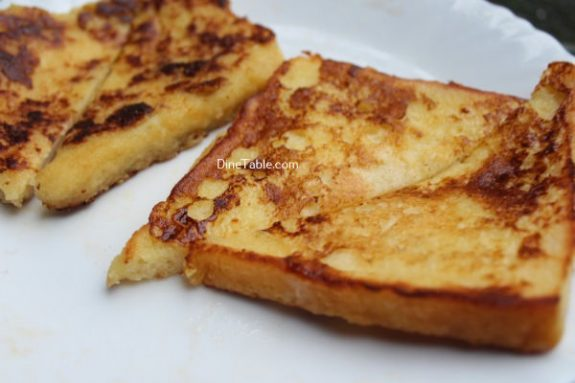 French Toast Recipe - Homemade Dish