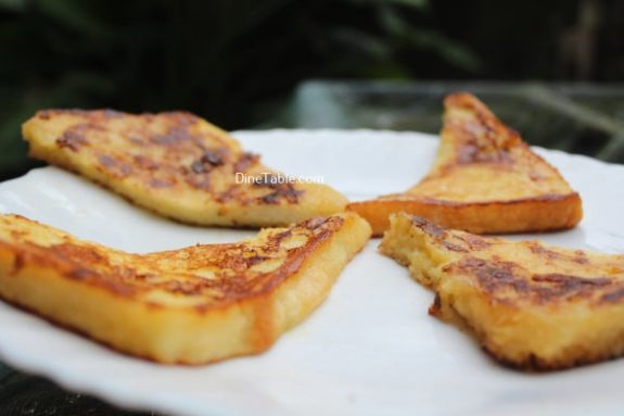French Toast Recipe - Yummy Dish