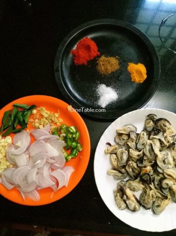 Kallumakkaya Roast Recipe - Indian Dish