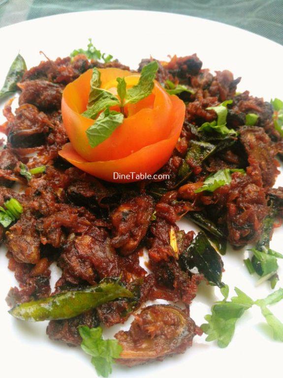 Kallumakkaya Roast Recipe - Tasty Dish