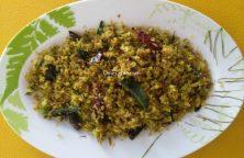 Muringa Poovu Thoran Recipe - Veg Dish