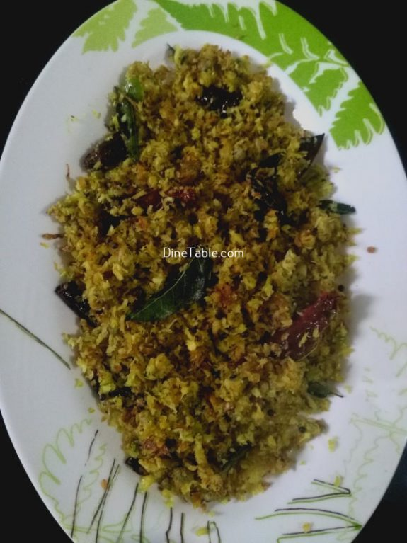 Muringa Poovu Thoran Recipe - Tasty Dish