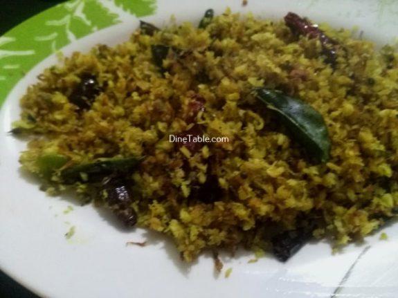 Muringa Poovu Thoran Recipe - Kerala Dish