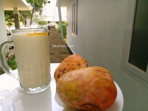 Aatha Chakka Milkshake Recipe
