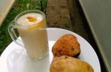 Aatha Chakka Milk Shake Recipe - Easy Dish