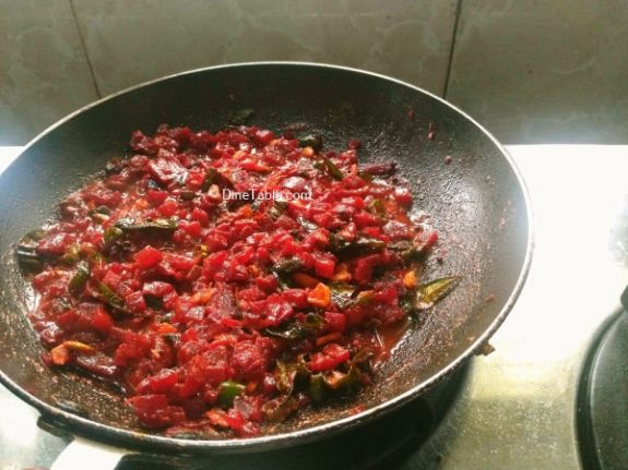 Beetroot Achaar Recipe - Quick pickle