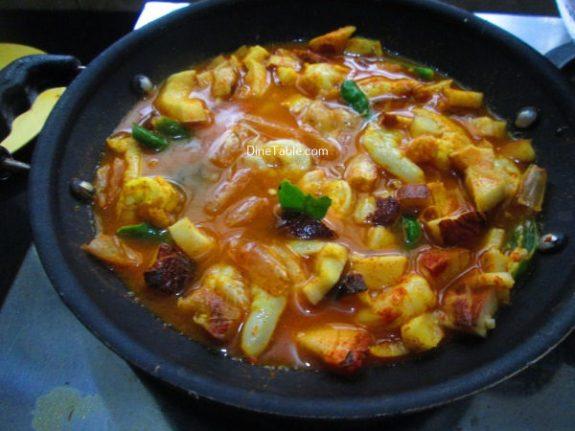 Chemmeen Thenga Kothu Masala Recipe - Yummy Dish