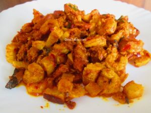 Chemmeen Thenga Kothu Masala Recipe