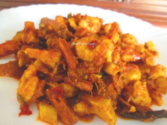 Chemmeen Thenga Kothu Masala Recipe - Easy Dish
