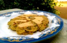 Maggi Noodles Cake Recipe - Kerala Dish