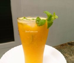 Mango Mojito Recipe -Delicious Drink Recipe