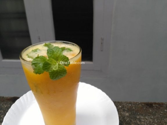 Mango Mojito Recipe - Refreshing Summer Drink Recipe