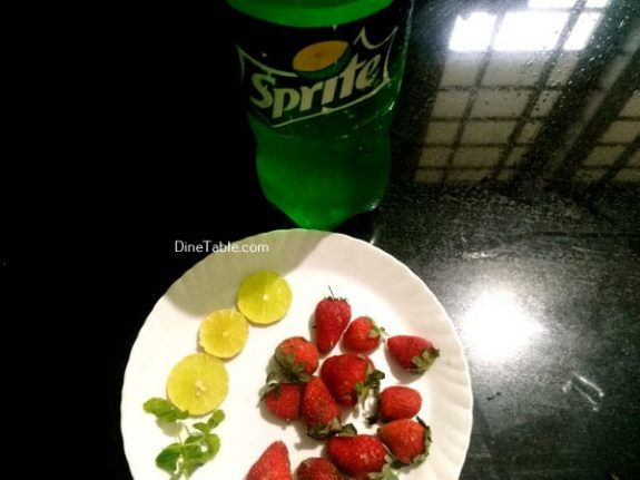 Strawberry Mojito Recipe - Healthy Drink